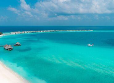 Rajskie plaże, rafa koralowa i żółwie morskie na Malediwach – Loty z Warszawy i Krakowa oraz hotel 4* przy plaży od 3161 PLN!