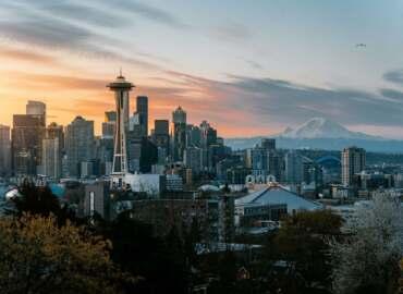 Odwiedźcie stolicę muzyki grunge i parki narodowe stanu Waszyngton – Wakacyjne loty z Berlina do Seattle za 1504 PLN!