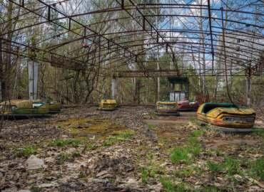 Stolica Ukrainy i wizyta w zakazanej strefie Czarnobyla – Loty z polskich miast do Kijowa już od 64 PLN!