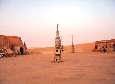 Przenocuj w pustynnej oazie i odwiedź plany zdjęciowe z Gwiezdnych Wojen – Loty do Tunezji za 615 PLN!