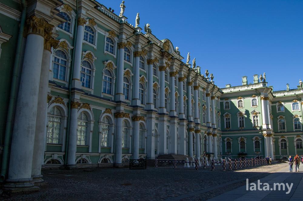 Carska wenecja północy – Petersburg w cztery dni