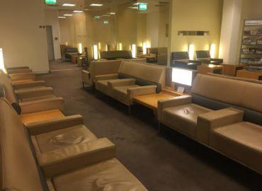 Frankfurt (FRA) – Air France Lounge
