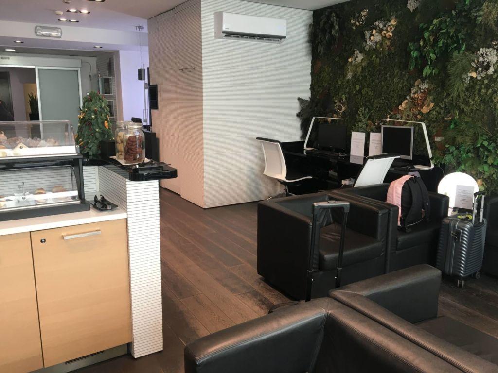 Katania (CTA) – VIP Lounge SAC