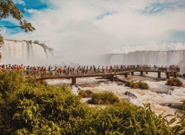 Odwiedź ojczyznę samby: Wodospady Iguazu, Sao Paulo i Rio de Janeiro – Loty z Warszawy do Brazylii i loty krajowe tylko 2341 PLN!