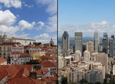 Multi-majówka – Portugalia i Kanada w jednej podróży – Loty z Warszawy do Lizbony i Montrealu tylko 902 PLN!