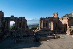 Antyczny Teatr z widokiem na Etnę – Taormina w jeden dzień