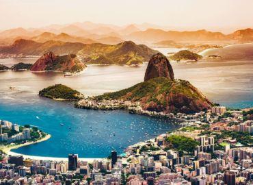 Latynoskie wakacje w rytmie brazylijskiej samby – Loty z Warszawy do Rio de Janeiro za 1919 PLN