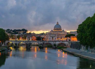 Walentynki w Rzymie – loty z Krakowa za 218 PLN (118 PLN z WDC)