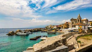 Torre Faro, Messina, Sycylia
