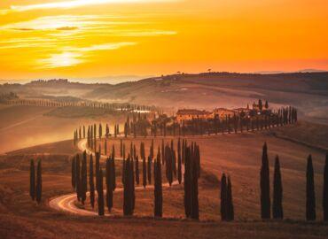 Włoska majówka wśród pagórków i winnic bajkowej, średniowiecznej Toskanii – Loty do Florencji za 542 PLN!
