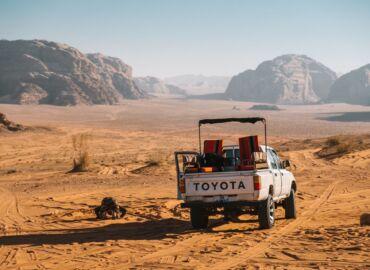 Kanion Wadi Mujib i jeden z nowych cudów świata Petra – Loty z Krakowa do Jordanii i auto za 385 PLN