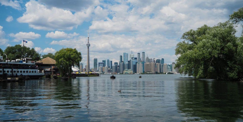 Południowa Kanada i Wodospad Niagara – dwa dni w Toronto