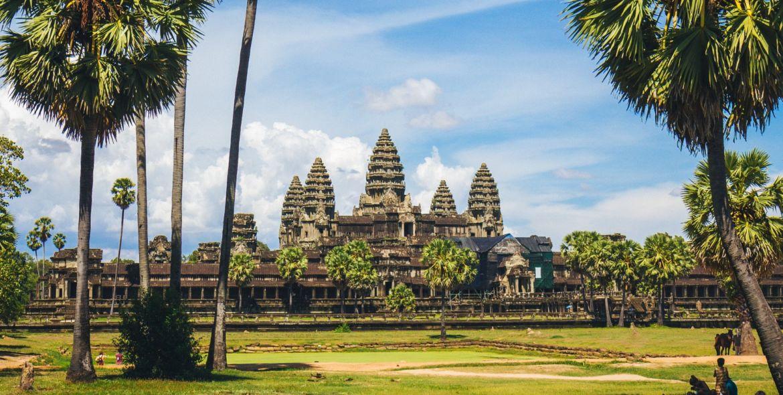 E-visa do Kambodży