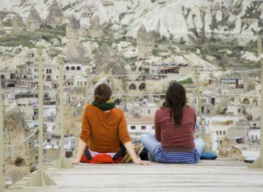 Skalne miasto i rajskie plaże – Antalya, Kapadocja i Izmir z Wiednia za 646 PLN
