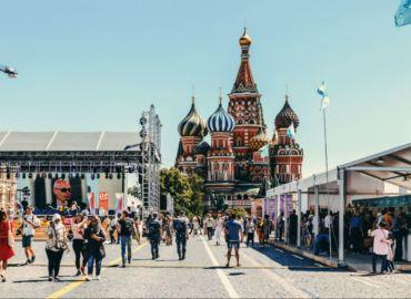 Majówka na wschodzie – Moskwa na 5 dni za 577 PLN