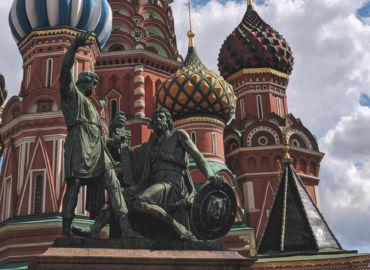 Monumentalnie tu, czyli cztery dni w Moskwie, stolicy Rosji