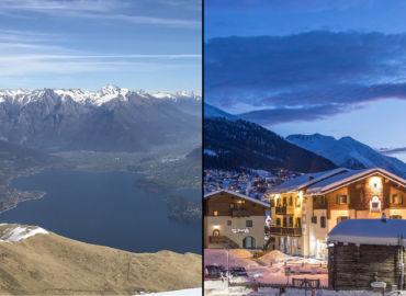 Sylwester i Nowy Rok w Lombardii – Loty z Krakowa, samochód i pięć nocy w domu z widokiem na Jezioro Como tylko 713 PLN!