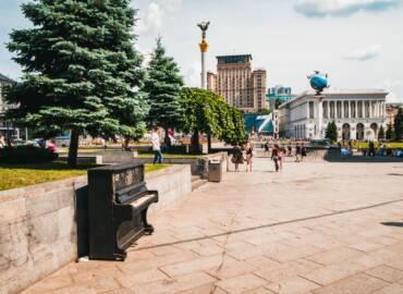 Zobacz ukraińską złotą jesień w Kijowie i odwiedź zakazaną strefę w Czarnobylu – Loty z Warszawy tylko 75 PLN