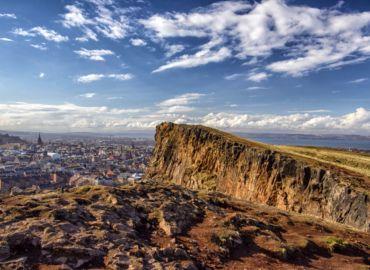 Przywitaj lato w Szkocji – loty z Gdańska do Edynburga za 168 PLN (98 PLN z WDC)